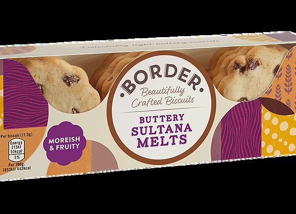 Buttery Sultana Melts