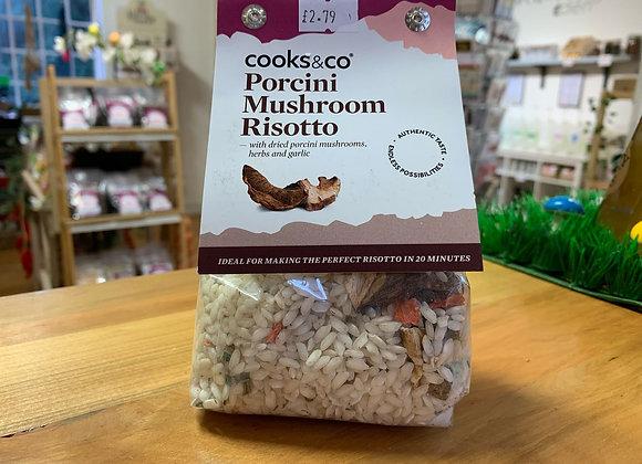Porcini Mushroom Risotto 190g