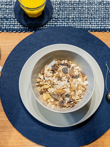 Finch Cottage Breakfast Muesli
