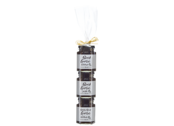 Gift Wrap Black Garlic