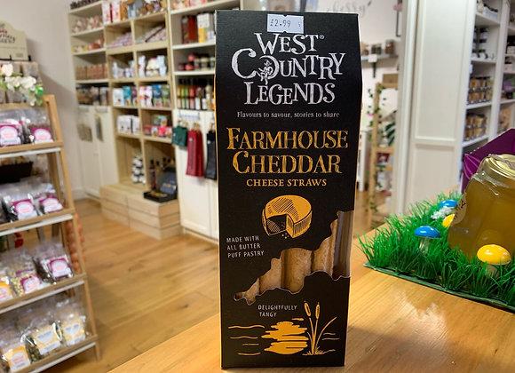 Farmhouse Cheddar Cheese Straws