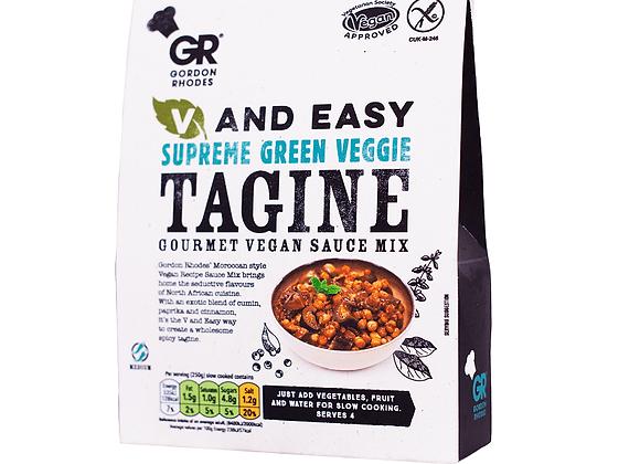Supreme Green Veggie Tagine