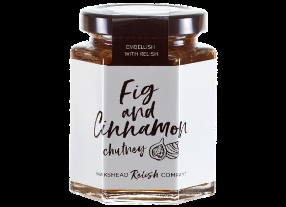 Fig & Cinnamon Chutney