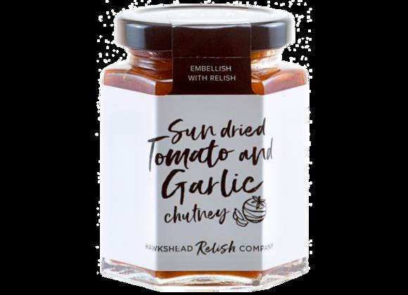 Sun Dried Tomato and Garlic Chutney