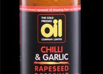 Chilli & Garlic Rapeseed Dressing