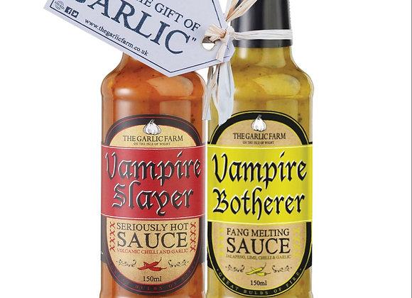 Vampire Sauce gift set
