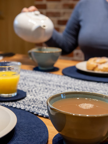 Finch Cottage Breakfast Pouring Tea.jpg