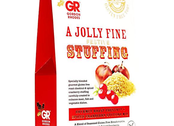 Chestnut & Spiced Cranberry Stuffing Mix