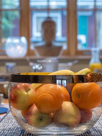 Finch Cottage Breakfast Fruit Bowl