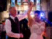 Karen & Eddie's - First Dance at St. John's Place, Salisbury