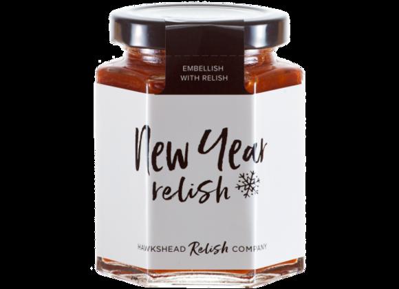 New Year relish