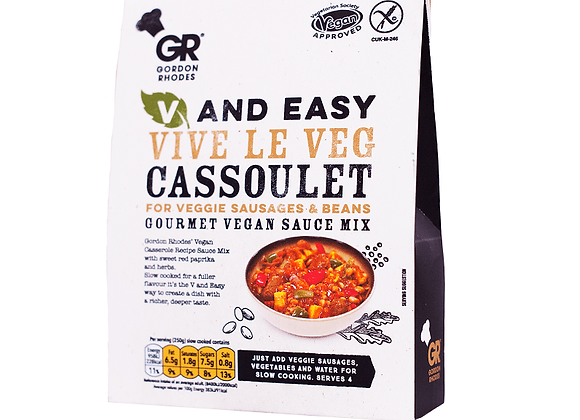 Vive Le Veg Cassoulet