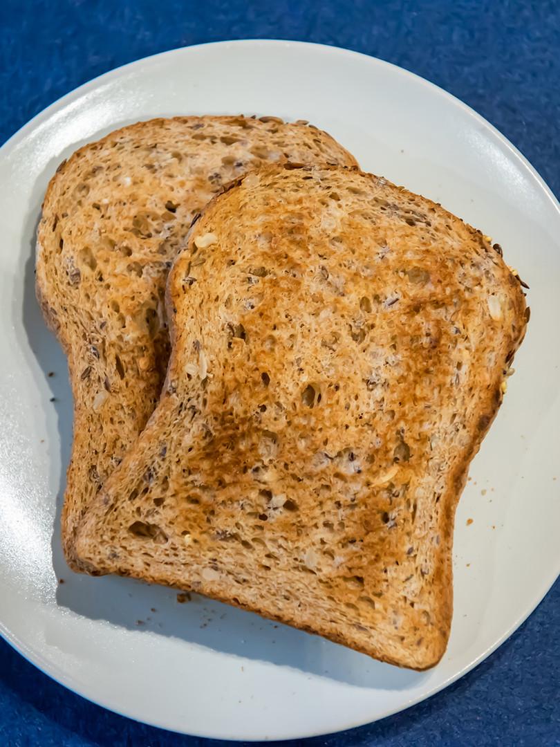 Finch Cottage Breakfast Toast