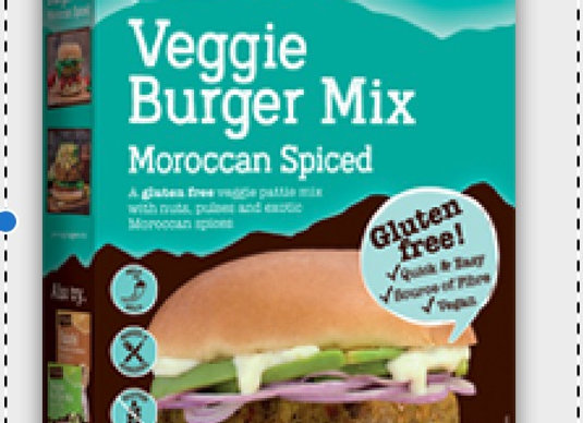 Veggie Burger Mix