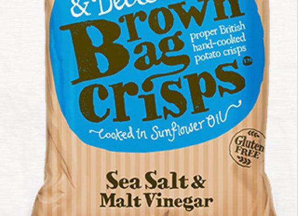 Sea Salt and Malt Vinegar