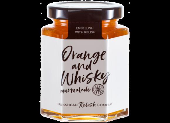 Orange & Whiskey Marmalade