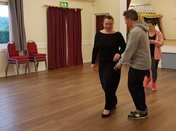 Vikkie and Martin - Dance Practice