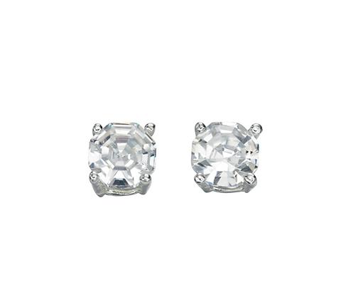 Cubic Zirconia Stud Earring