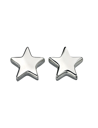 All of the Stars - Silver Stud Earring