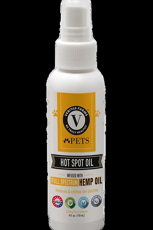 Full Spectrum CBD Hot Spot Oil