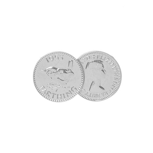 Double Farthing Coin