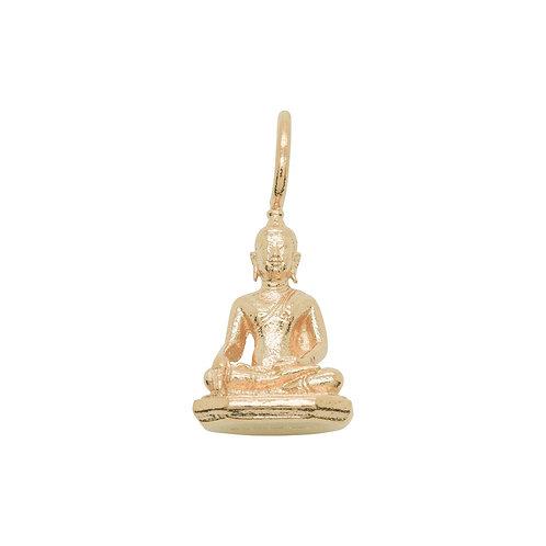 Sample Sale Rose Gold Plated Buddha Pendant