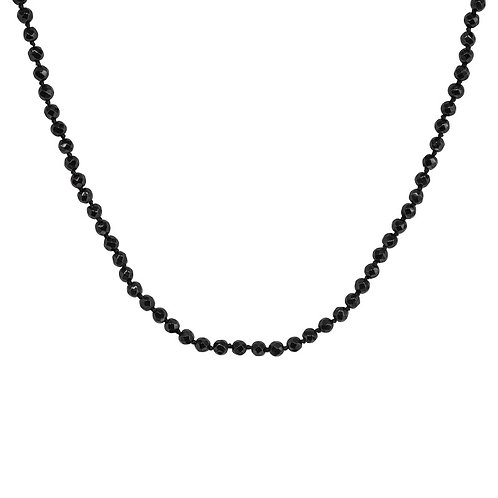 Onyx Crystal Necklace