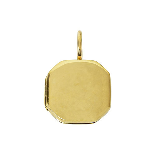 Locket Large Octagonal