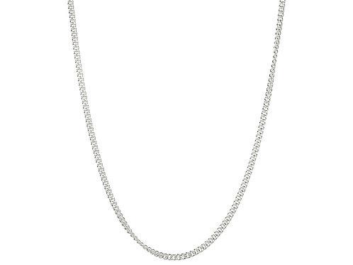 Silver 24 inch chain