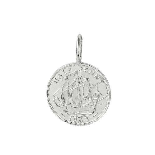 British Half Penny
