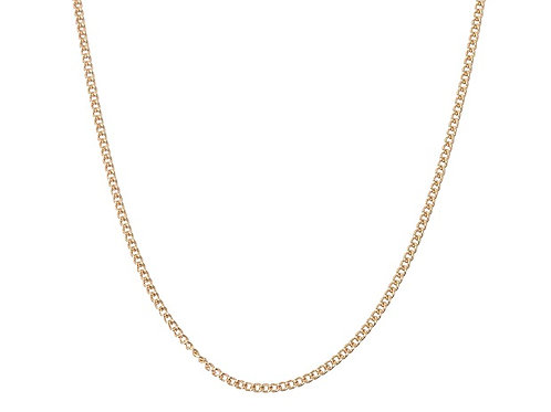 Rose Gold Plated 30 inch chain