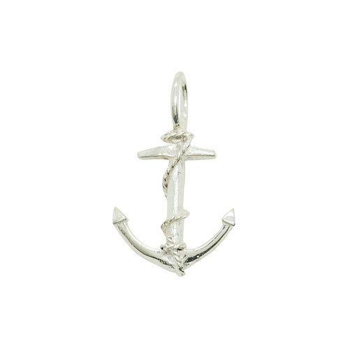 Sample Sale Large Silver Anchor