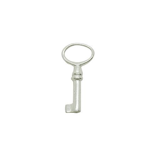 Sample Sale Silver Medium key