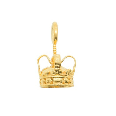 Sample Sale Yellow Gold Plated Crown