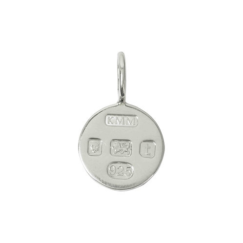 Hallmarking Circle Small Silver