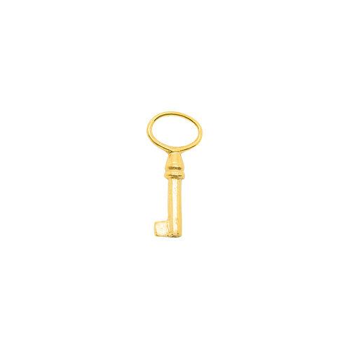 Sample Sale Yellow Gold Plated Medium key