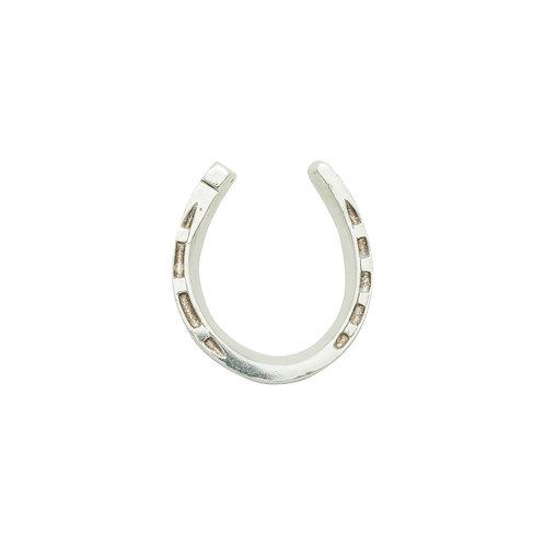Sample Sale Silver Large Horseshoe