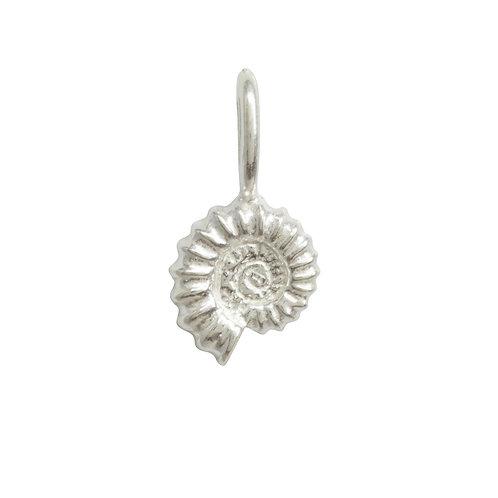 Sample Sale Silver Ammonite
