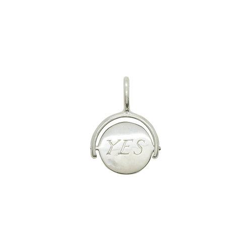Sample Sale Silver Choice charm