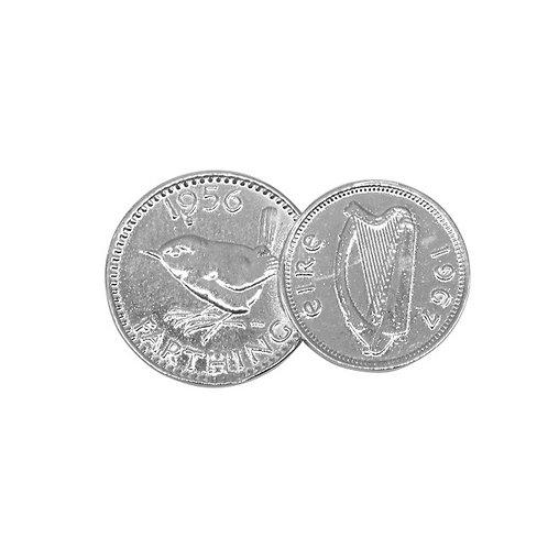Double Irish/English Pendant