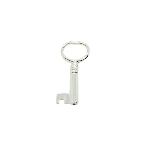 Sample Sale Silver Large key