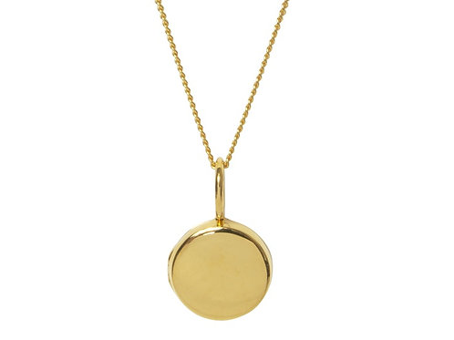 Locket Small Round