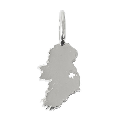 Sample Sale Cut Out Map of Ireland