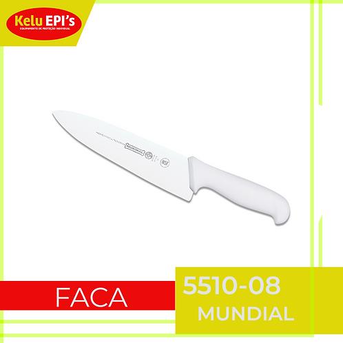 Faca 5510-08 (MUNDIAL)