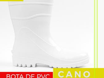Bota de PVC Cano Médio