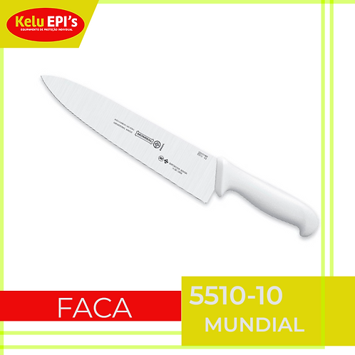 Faca 5510-10 (MUNDIAL)