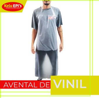 Avental Vinil