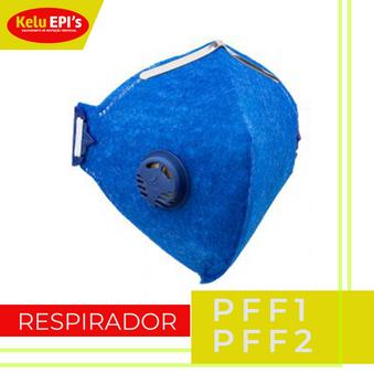 RESPIRADOR PFF-1 / PFF-2