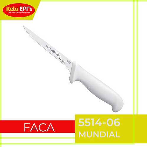 Faca 5514-06 (MUNDIAL)