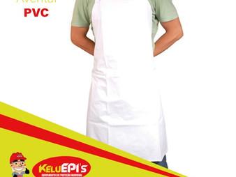 AVENTAL PVC BRANCO